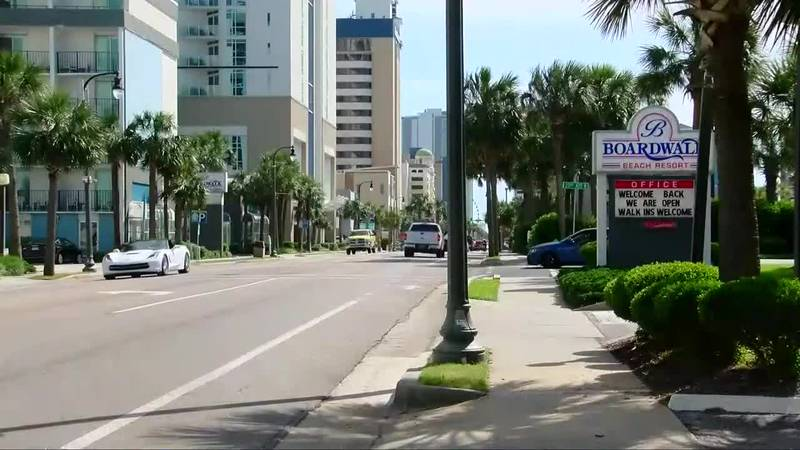Police chief wants better communication with Myrtle Beach hotels on booking numbers