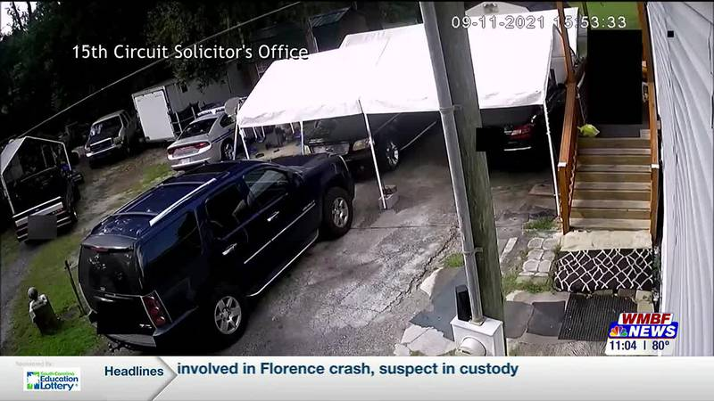15th Circuit solicitor releases surveillance video of deadly trooper-involved shooting