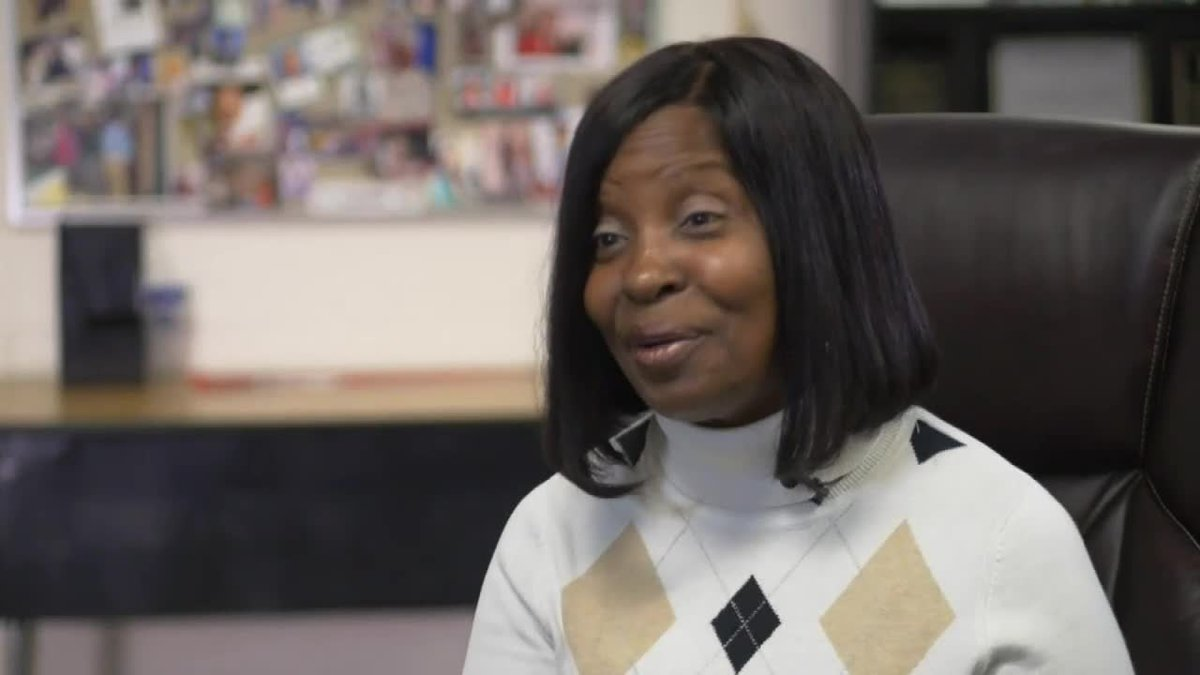 Claudine Schofield has been inspiring students at Conway High School for years. (Source: WMBF...