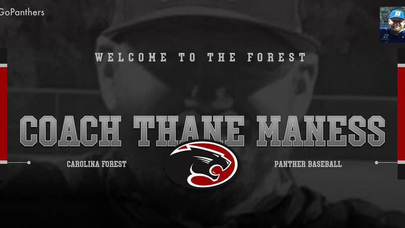 Carolina Forest HS tabs Thane Maness as new head baseball coach