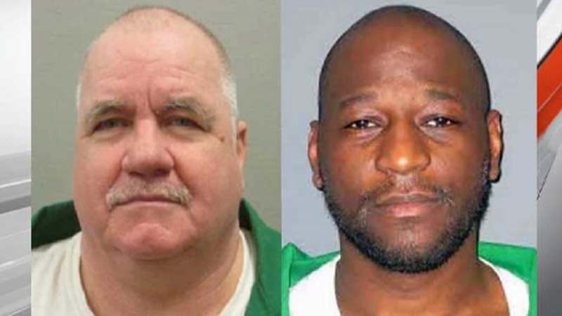 Whether two South Carolina death row inmates will be put to death this month and the method is...