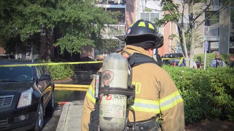 Local and statewide firefighter groups are pushing legislators to open up more funding to...