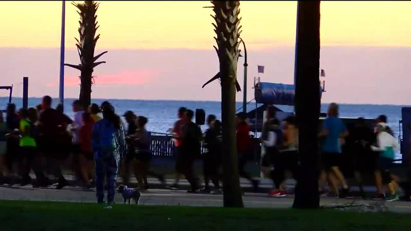 Runners, spectators from across the country gather for Myrtle Beach Mini-Marathon