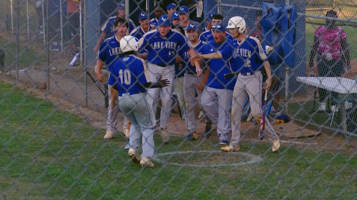 Lake View advanced to the lower state finals with a 6-4 win over Bamberg-Ehrhardt