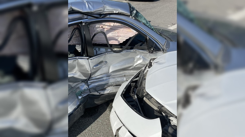 Crews were called to a two-vehicle crash in the area of Highway 501 and Conbraco Circle on...