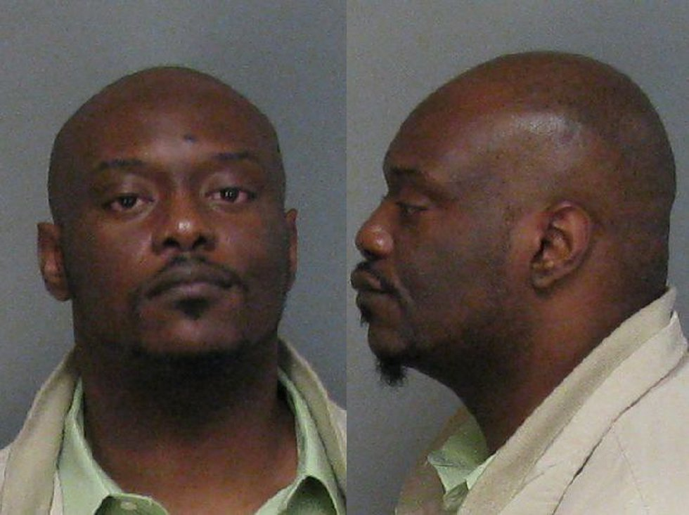 Maurice Robinson, the Defendant. Source: Florence County Sheriff's Office