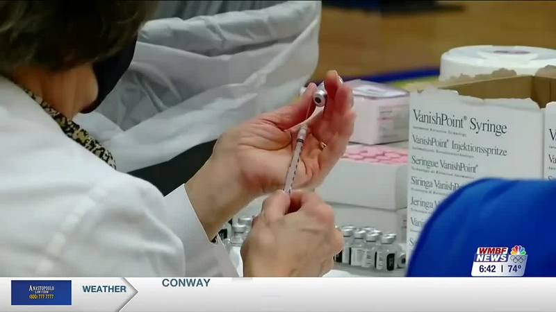 Tidelands Health to soon have COVID-19 vaccines in every primary care physician's office