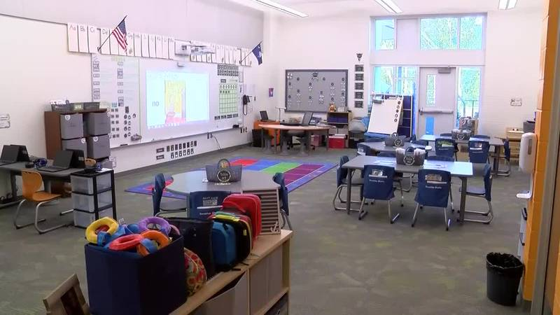 Horry County Schools has formed air quality teams to help monitor signs of mold in classrooms...