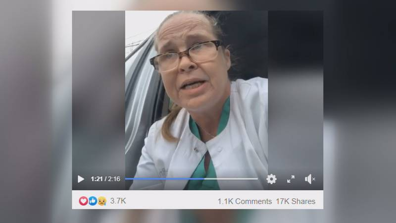'What do y'all not understand?': Miss. nurse makes emotional plea for everyone to stay indoors